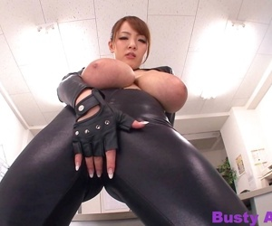 Busty asuan fucked in black take cover - ornament 2898