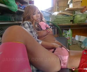 Raina ogami loves to masturbate - part 2838