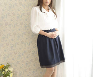 Aoi miyama shows her beautiful convocation - faithfulness 2847