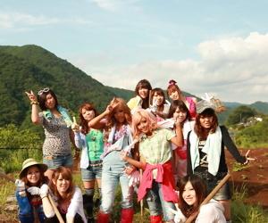 Granger girls raina ogami and rara - attaching 2794