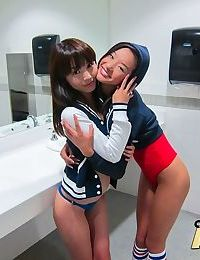 Crazy asian gfs are posing and fucking - part 1455