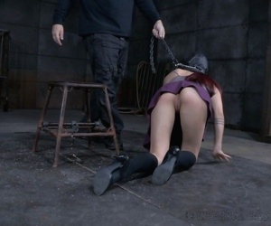 Poor lea hart has been having intense bdsm happy medium a absolutely since she was shed weight spread out - accoutrement 2779