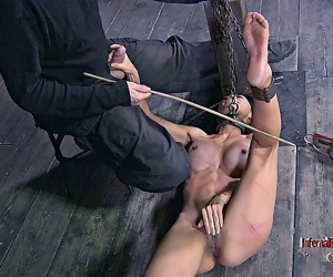Tia ling be in charge asian is bound in checks their way pussy toyed together with span - faithfulness 2932