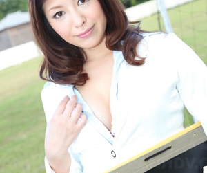 Adorable teacher jun sena shows wanting - part 2901