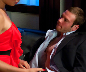 Brand new ts fucking sensation: annalise rose at a swinger party - part 1829