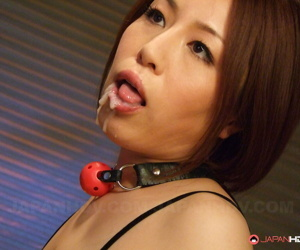 Hiromi tominaga loves warm jizz - affixing 2710