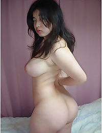Curvy busty asian gfs posing for the camera - part 449