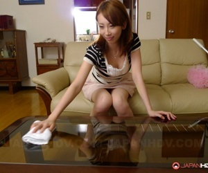 Yui saejima is a hot quibbling become man - part 2759