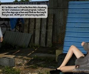 Homeless Chick - part 2