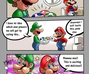 Super Mario - 50 Shades Of Bros