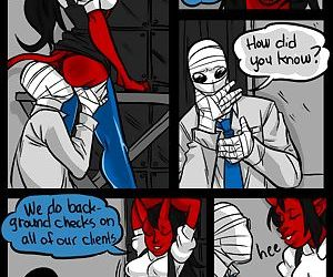Mr Invisible & The Demon
