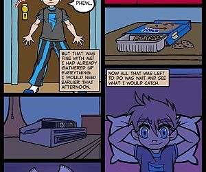 The Monster Under The Bed 1 - A Thief In…