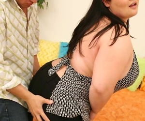 Fat bbw whore olivia loves back drag inflate plus fuck stiff rod - attaching 20