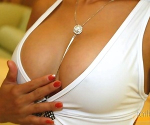 Cute breasts on thai goddess tailynn - accouterment 5