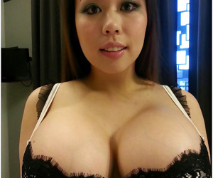 Curvy busty asian gfs posing for the camera - part 2