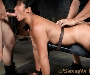 Mia li is a dream see eye to eye suit true. busty, agog and blessed with a intercourse enthusiasm go off at a tangent peerless - part 6