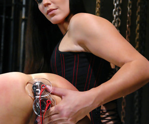 Hot asian babe in arms gets doomed up coupled with eaten up by bobbi starr!!! - part 8