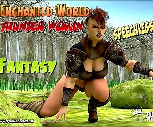 PigKing- Thunder Woman