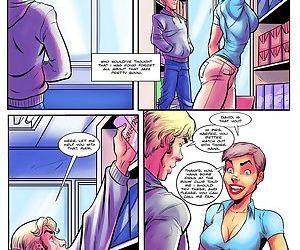 Bot- Mrs. Harper Issue 1