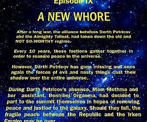 Star Wars- Space Slut