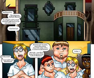 Evil Rick- Paranormal Activity