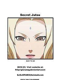Naruto- Secret Jutsu