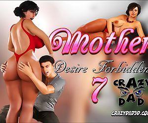 CrazyDad3D- Mother, Desire Forbidden 7