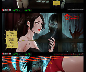 Cherry Gig- Resident Evil DND –