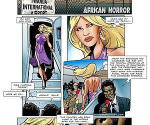 Templeton- African Horror