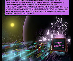 The Overloader- Marvinas 69 – Grail of Light