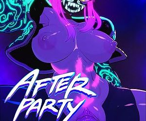 Strong Bana- After Party