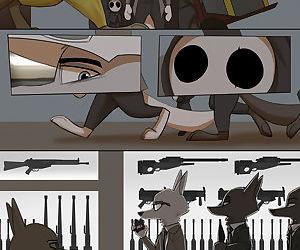 Zootopia- Savage Company: Ch.4-