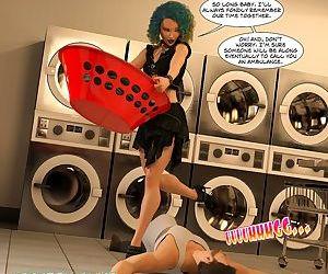 Erotipixels- Laundry Night