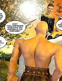 Virgin bondage 3d xxx comics anime teen babe bdsm slave act - part 3934