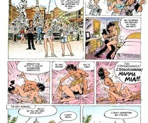 Comics blowjob and sex for street bandit - part 2209