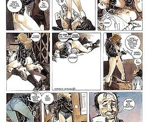Porn comics with brutal oral and assfuck scenes - part 2091