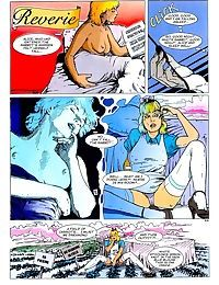 Dirty fuck performance in porno comic - part 1854