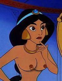 Jasmine porn cartoons - part 294