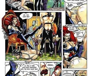 Sexy beauty gets pussy licked in hot adult comics - part 2961