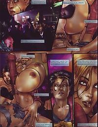 Hot manga girl getting lavish cum shot - part 1127