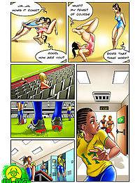 An alternate on the us gymnastics team - part 991
