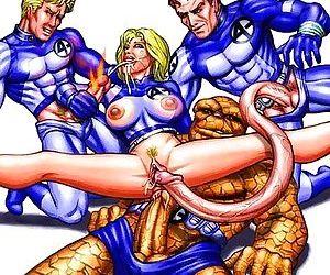 Superman porn cartoons - part 1579