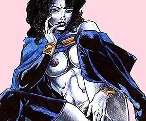 Batman porn cartoons - part 1016