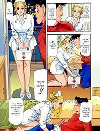 Big titted nurse comic fucking - part 3731