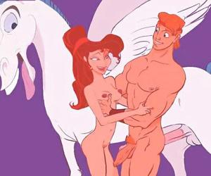 Hercules porn cartoons - part 307