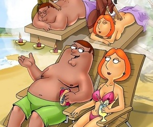 Family guy and his wifey dominated by thai masseurs - part 1214