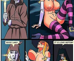 Witch does the all-holey - part 1117