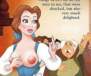 Belle porn cartoons - part 395