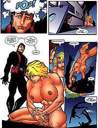 Hot girls comic phone sex for monster - part 2236