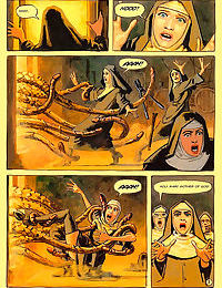 Some nuns seem to harbor secret lusts for each other - part 2252